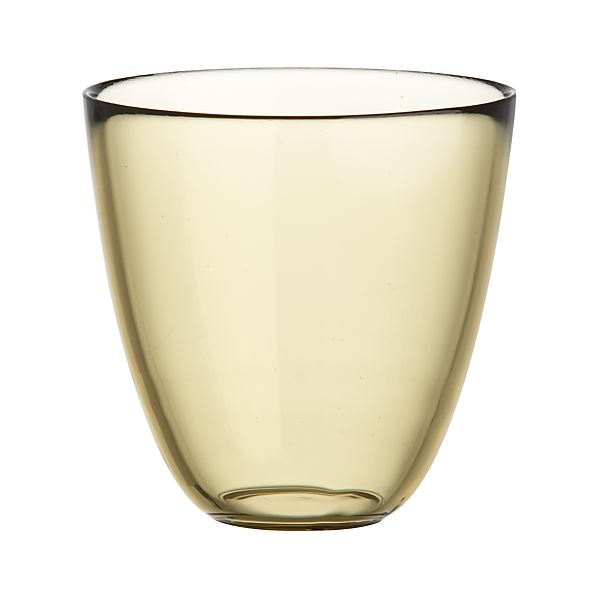 Joey Bamboo  Beverage Glass