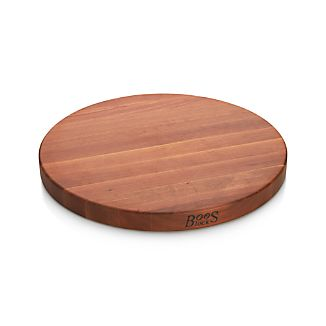 "John Boos 18""x1.5"" Edge Grain Cherry Cutting Board"