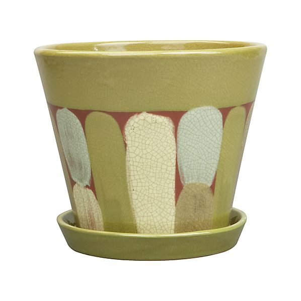 Jonna Green Planter