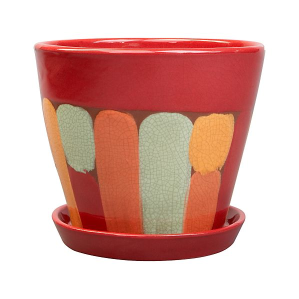 Jonna Red Planter