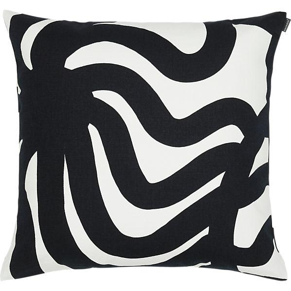 """Marimekko Joonas 20"""" Pillow"""