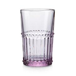 Josie Lilac Highball Glass