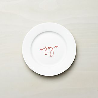 "Joy 8"" Dessert Plate"