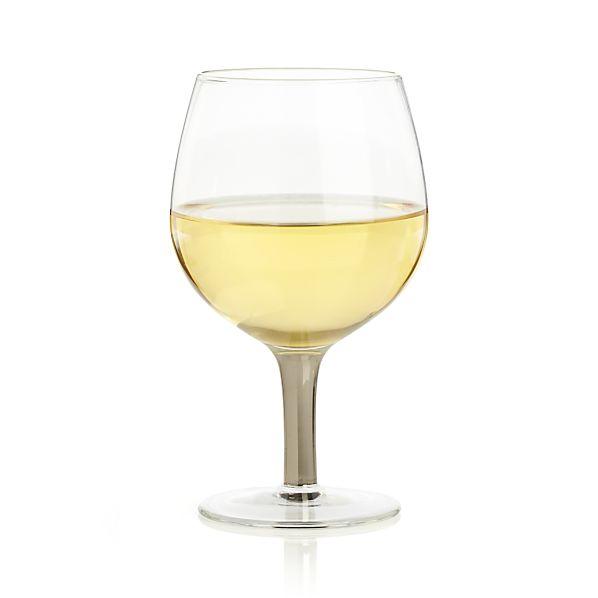 Joy Wine Glass