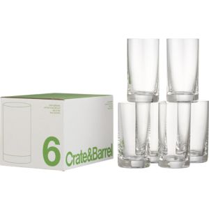 Set of 6 Juice Glasses