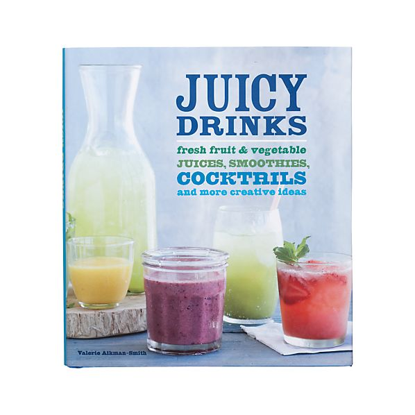 Juicy Drinks Cookbook