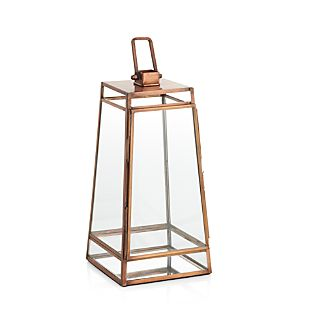 Juley Small Copper Lantern
