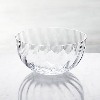 Julia Glass Serving Bowl