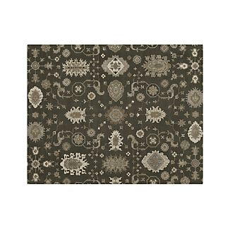 Juno Grey Wool 8'x10' Rug