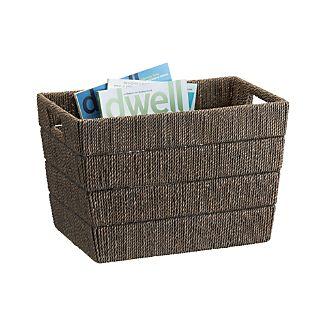 Kabud Magazine Basket