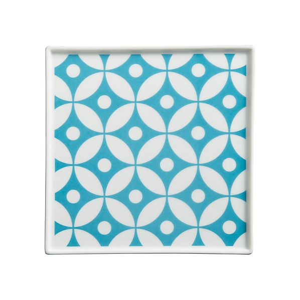 Kado Blue Plate