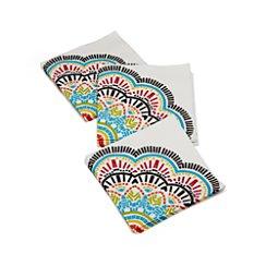 Kaleidoscope Paper Beverage Napkins Set of 20