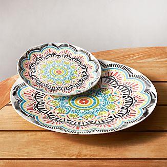 Kaleidoscope Dinnerware
