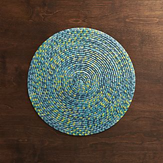 Kaleidoscope Ocean Placemat
