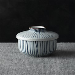 Katori Covered Bowl