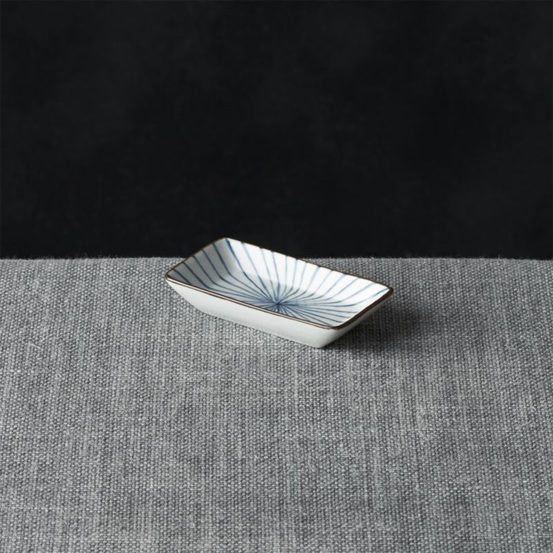 Katori Rectangle Sauce Dish