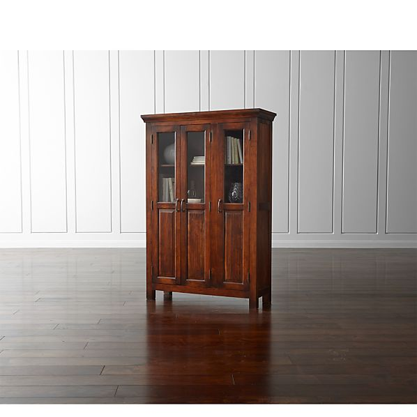 Kavari Three-Door Cabinet