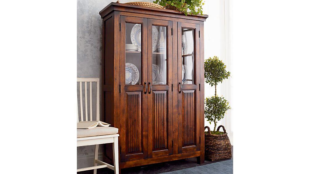 Kavari 3-Door Cabinet