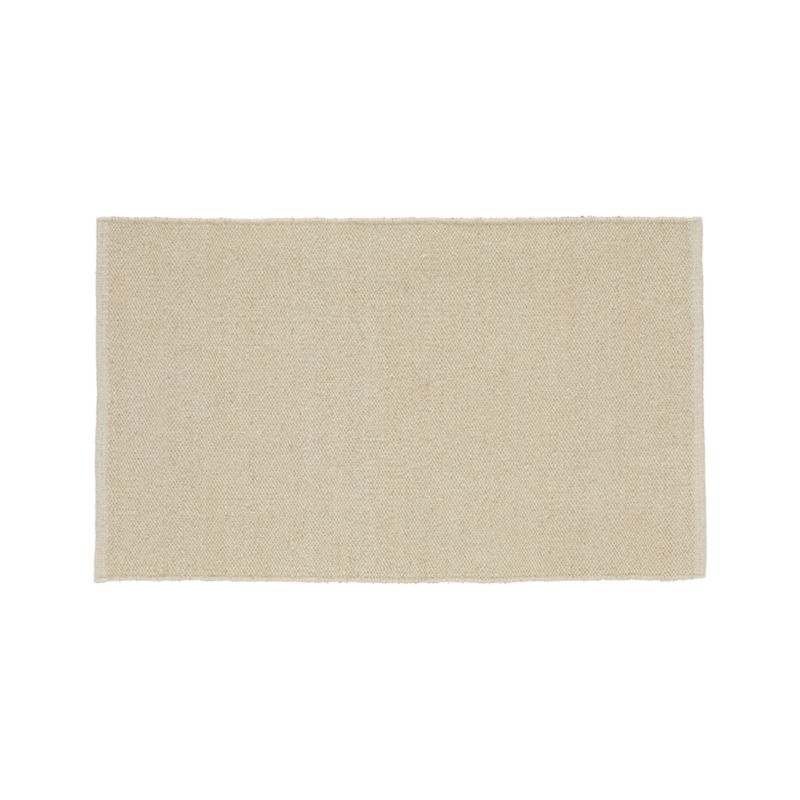 Kavi Natural Wool-Blend 4'x6' Rug