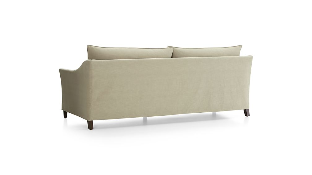 Keely 2-Seat Slipcovered Sofa