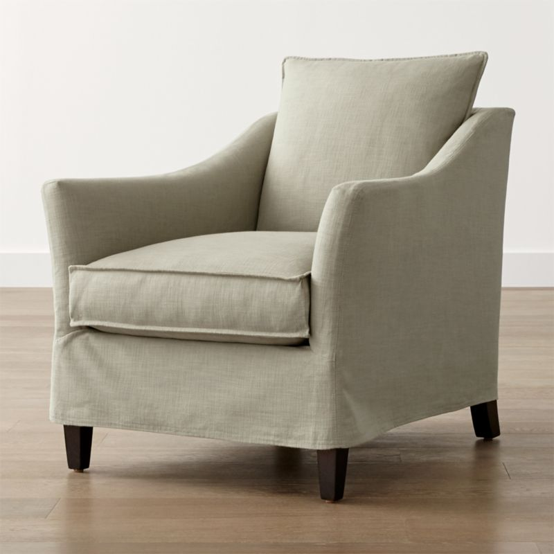 Solid Slipcover Only for Keely Chair