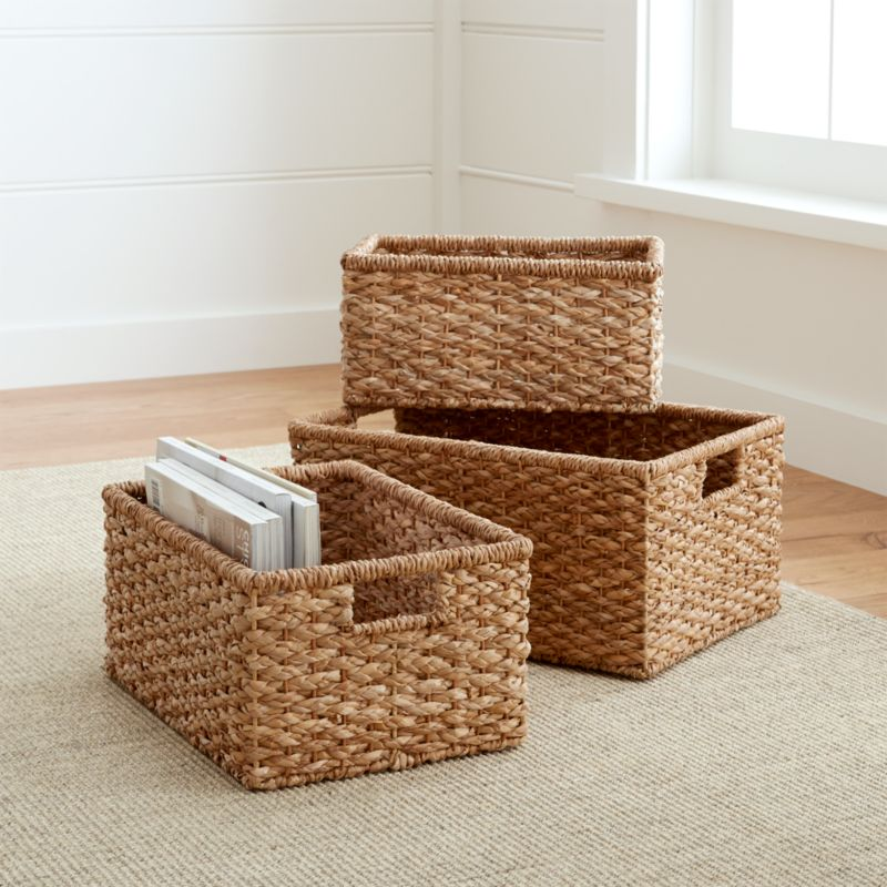 Kelby Totes Crate And Barrel