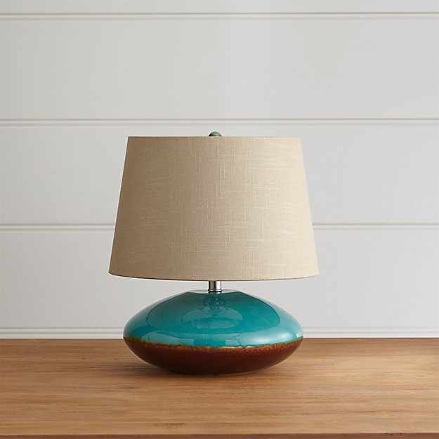 kelton table lamp crate and barrel. Black Bedroom Furniture Sets. Home Design Ideas