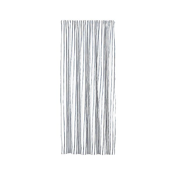 KendalBlueCurtainPanel50x84SingleF16