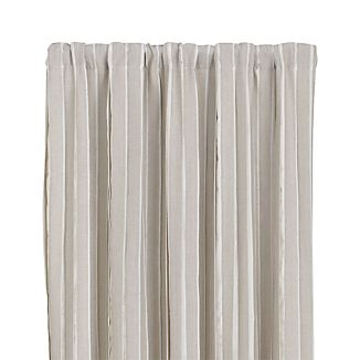 "Kendal Natural 50""x84"" Curtain Panel"