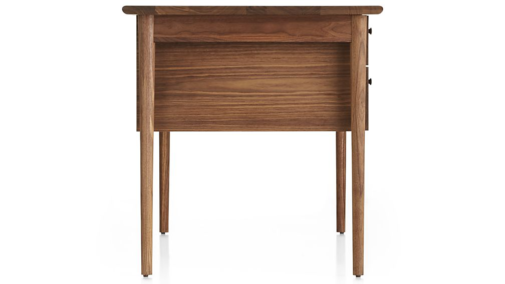 Kendall Walnut Desk