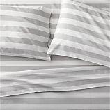 Marimekko Kesahelle Grey King Sheet Set