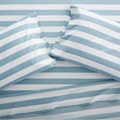 Marimekko Kesahelle Teal Twin Extra-Long Sheet Set