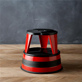 Cramer® Kik-Step® Red Stool - Cramer®...