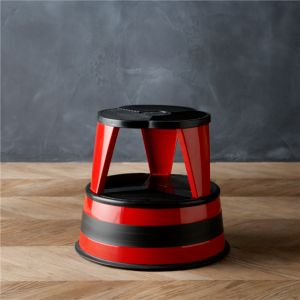 Cramer® Kik-Step® Red Stool
