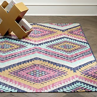 Kids Rugs For Boys Girls And Baby Crate And Barrel