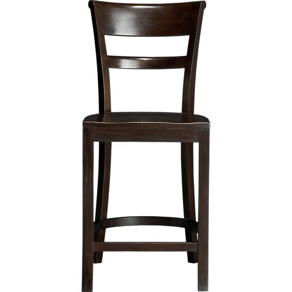 """Kipling Mahogany 24"""" Barstool"""