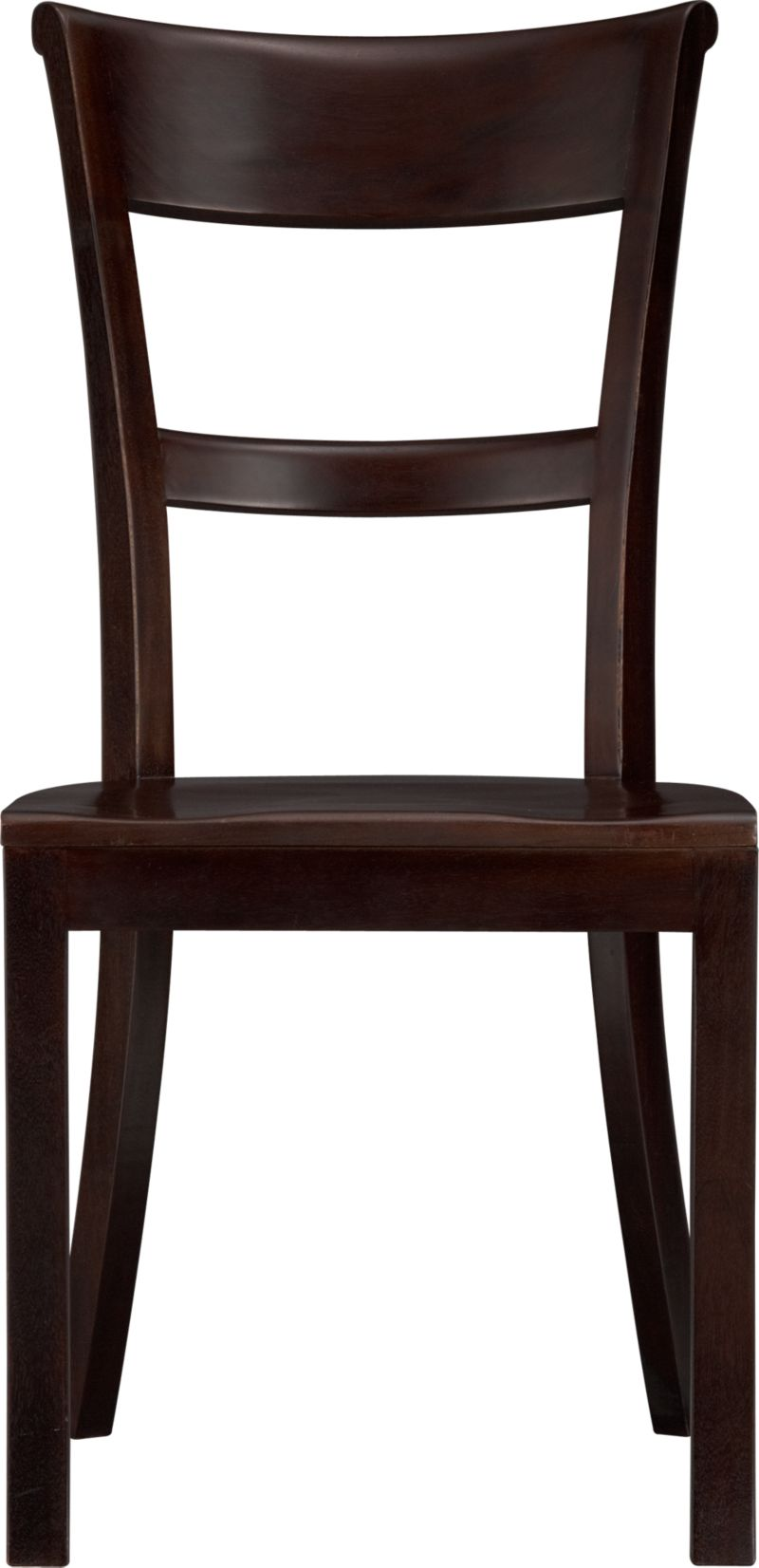 Graceful lines with the beauty and integrity of richly-grained solid mahogany sit well at our Kipling table. Chair back has a deep, comfortable curve and is gently scrolled. Beading detail on the apron adds another touch of tradition.<br /><br /><NEWTAG/><ul><li>FSC-certified solid mahogany</li><li>Clear protective lacquer finish</li><li>Contoured seat</li><li>Made in Indonesia</li></ul>