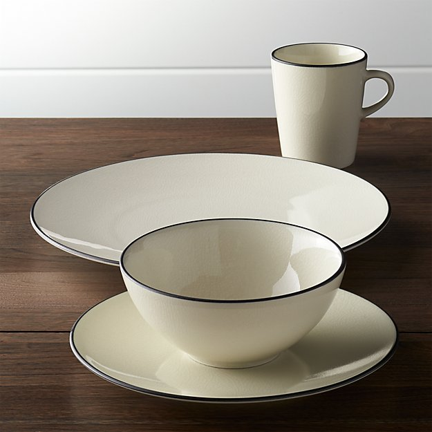 Kita 4-Piece Place Setting