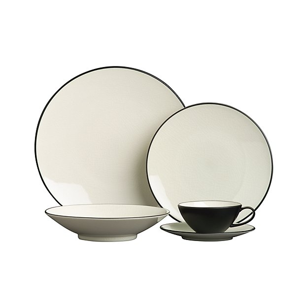 Kita 20-Piece Dinnerware Set