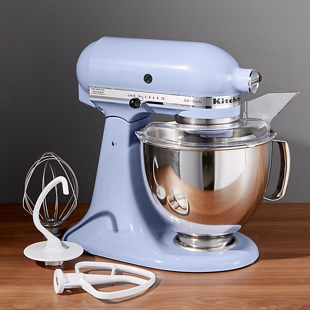 Kitchenaid 174 Artisan Lavender Cream Stand Mixer Crate