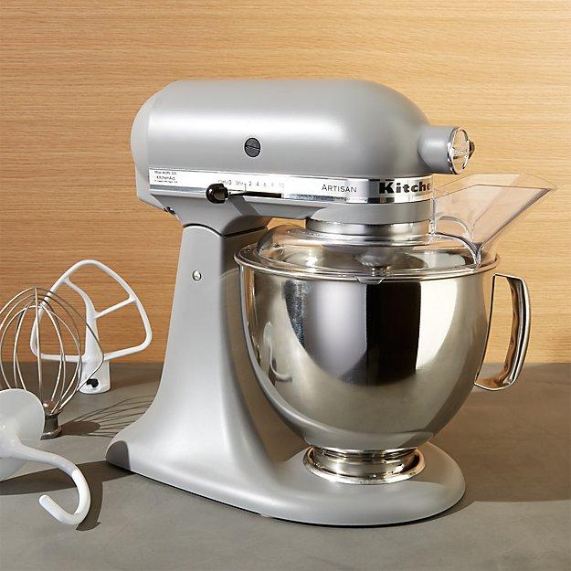 KitchenAid ® Artisan Matte Grey Stand Mixer
