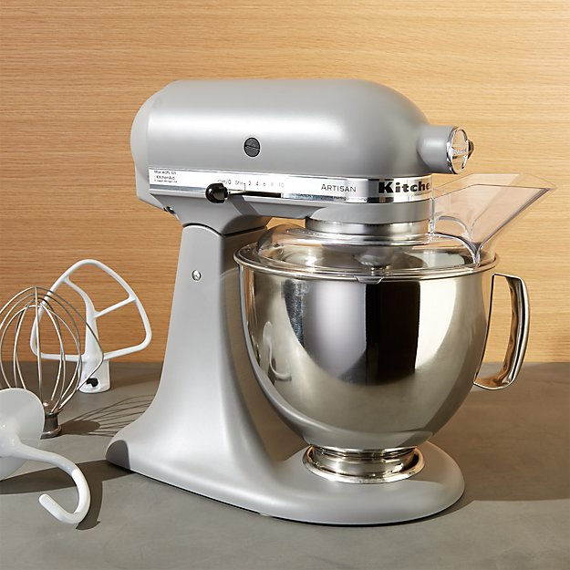 Grey Kitchenaid Mixer: KitchenAid ® Artisan Matte Grey Stand Mixer