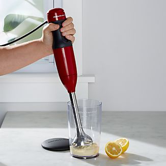KitchenAid ® Empire Red 2-Speed Hand Blender
