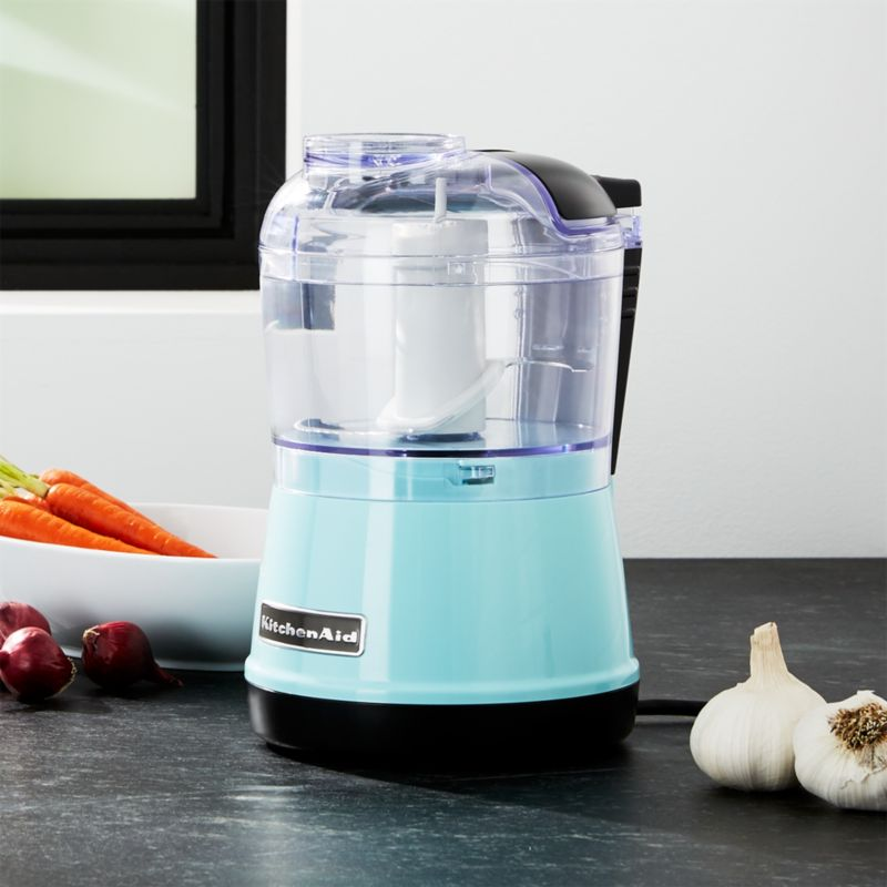 KitchenAid ® Ice Blue 3.5 Cup Food Chopper