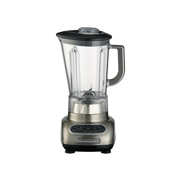 KitchenAid ® 5-Speed Metallic Blender