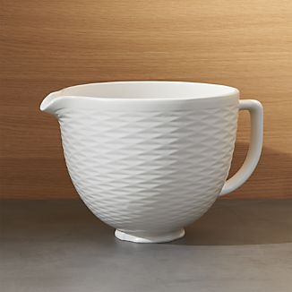 KitchenAid ® 5-Qt. Textured Ceramic Bowl
