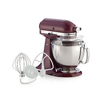 KitchenAid ® Artisan Boysenberry Stand Mixer