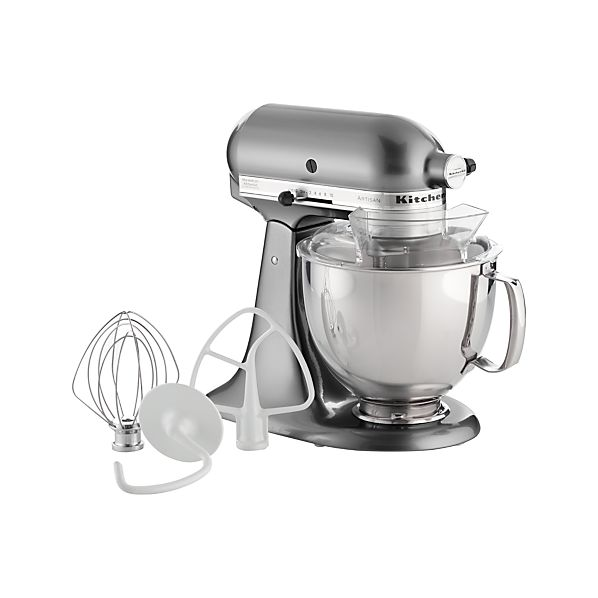 KitchenAidArtisanStandMixerChromeAVS16