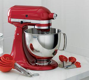 KitchenAid ® Artisan Empire Red Stand Mixer
