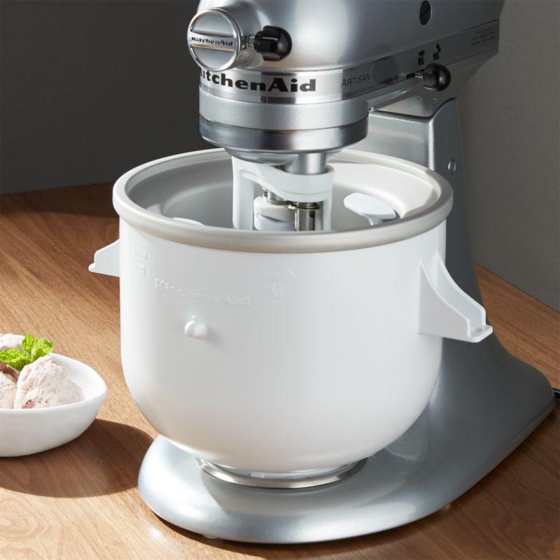 Kitchenaid 174 Stand Mixer Ice Cream Maker Attachment